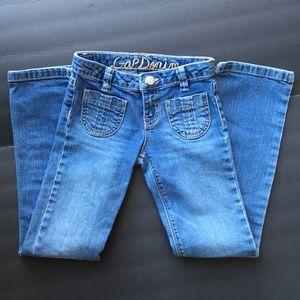 Gap Kids girls denim jeans pants 10